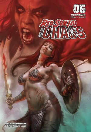 Red Sonja: Age Of Chaos (2020)#5A