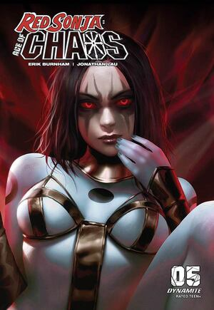 Red Sonja: Age Of Chaos (2020)#5F