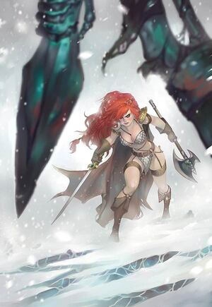 Red Sonja: Age Of Chaos (2020)#5U