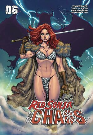 Red Sonja: Age Of Chaos (2020)#6C