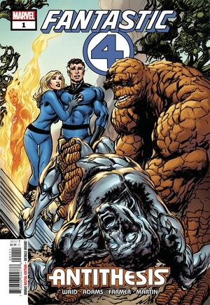 Fantastic Four: Antithesis #1A