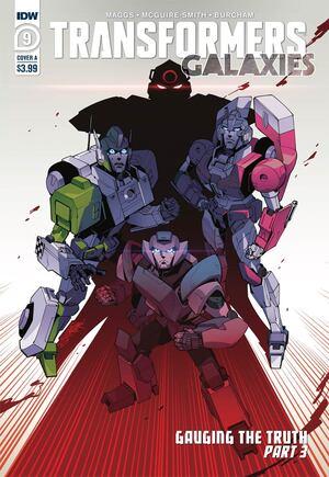Transformers Galaxies#9A