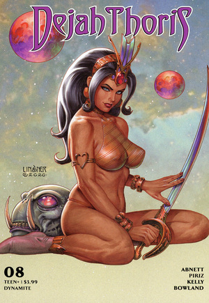 Dejah Thoris (2019-2020) #8C