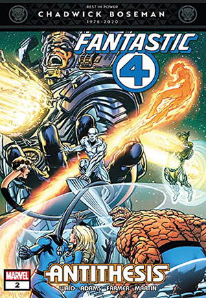 Fantastic Four: Antithesis#2A