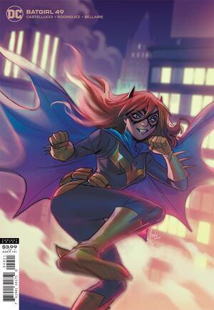 Batgirl (2016-2021)#49B