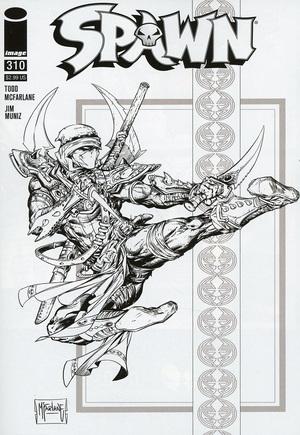 Spawn (1992-2020)#310D