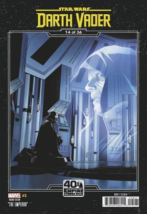 Star Wars: Darth Vader (2020-2021)#5B