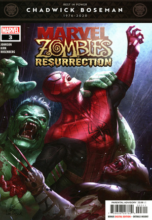Marvel Zombies: Resurrection (2020) #3A