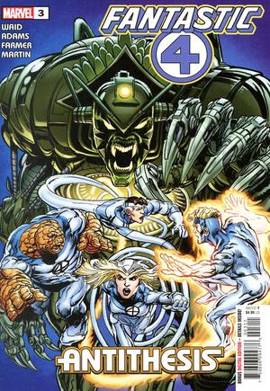 Fantastic Four: Antithesis#3A