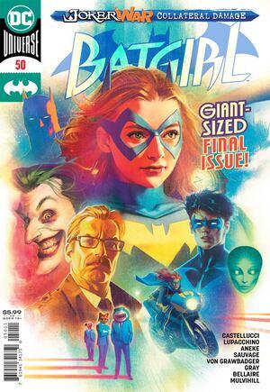 Batgirl (2016-2021)#50A