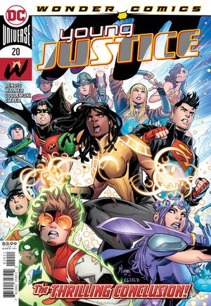 Young Justice (2019-2020)#20A