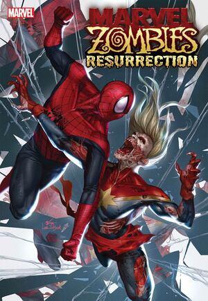 Marvel Zombies: Resurrection (2020)#4A