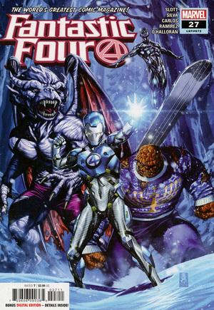 Fantastic Four (2018-2021)#27A