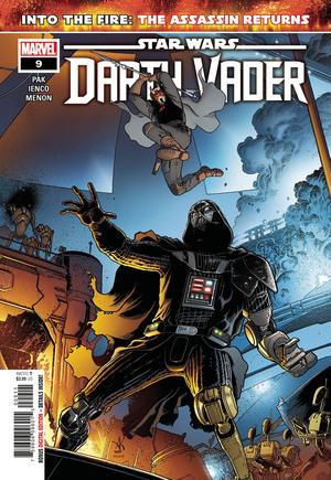 Star Wars: Darth Vader (2020-2021)#9A