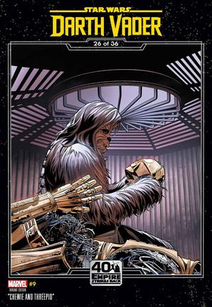 Star Wars: Darth Vader (2020-2021)#9B