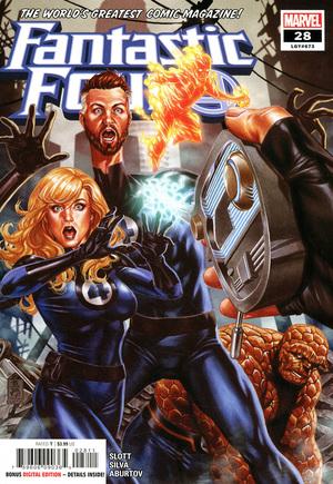 Fantastic Four (2018-2021)#28A