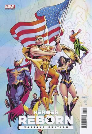 Heroes Reborn (2021)#1B