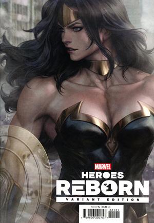 Heroes Reborn (2021)#1C