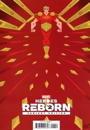 Heroes Reborn (2021)#2D