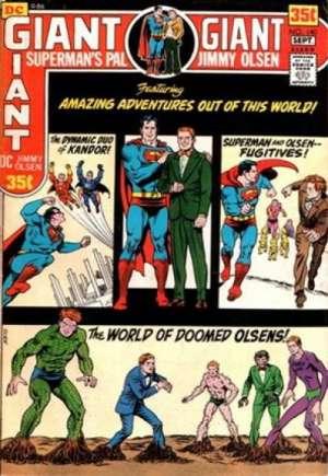 Superman's Pal Jimmy Olsen (1954-1974)#140