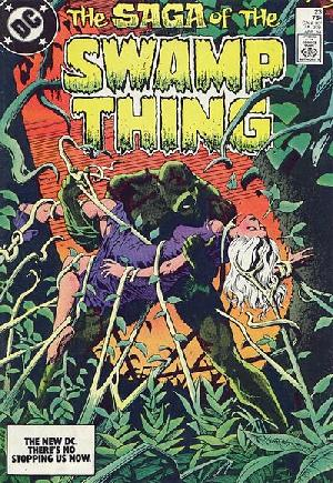 Saga of the Swamp Thing (1982-1984) #23