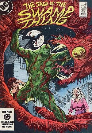 Saga of the Swamp Thing (1982-1984)#26
