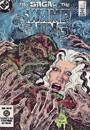 Saga of the Swamp Thing (1982-1984)#30