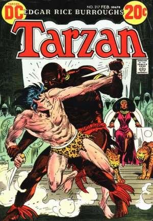 Tarzan (1972-1977)#217