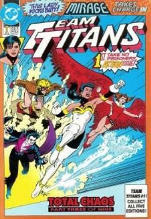 Team Titans (1992-1994)#1B