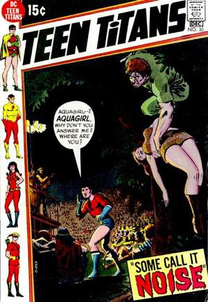 Teen Titans (1966-1978)#30