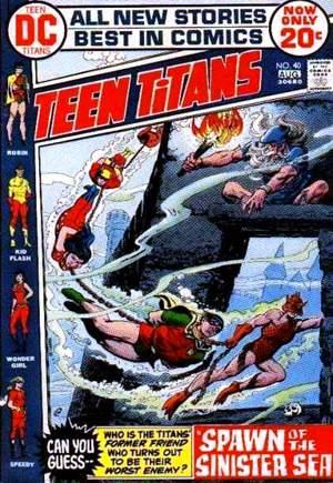 Teen Titans (1966-1978)#40