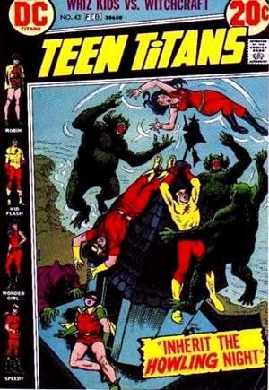 Teen Titans (1966-1978)#43