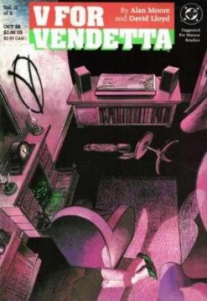 V For Vendetta (1988-1989)#2