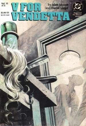 V For Vendetta (1988-1989)#6