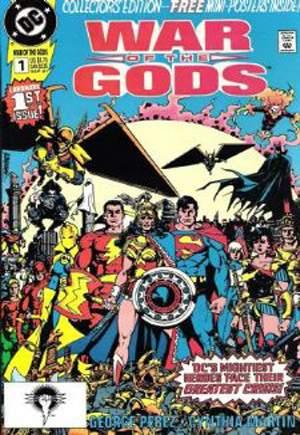 War of the Gods (1991)#1B