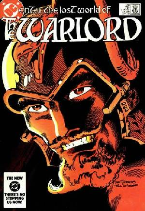 Warlord (1976-1988)#80