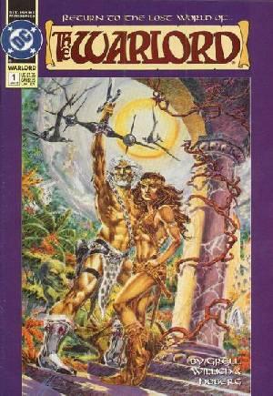 Warlord (1992)#1