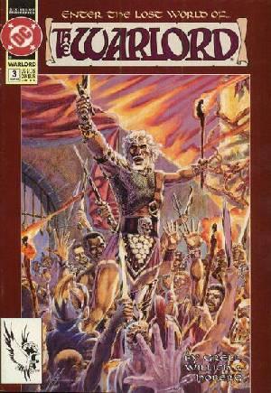 Warlord (1992)#3