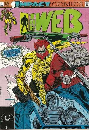 Web (1991-1992)#1