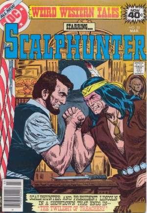 Weird Western Tales (1972-1980, 2010)#53