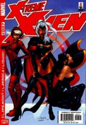 X-Treme X-Men (2001-2004)#7B
