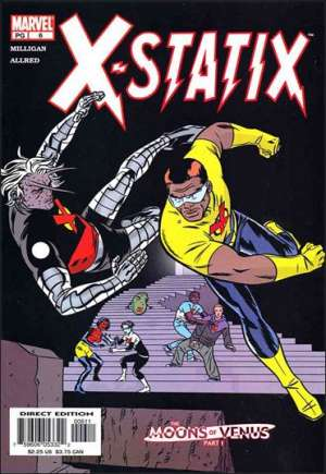 X-Statix (2002-2004)#6