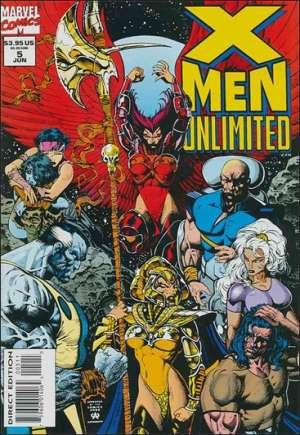 X-Men Unlimited (1993-2003)#5