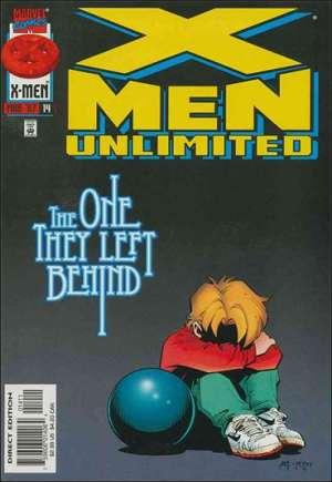 X-Men Unlimited (1993-2003)#14B
