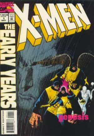 X-Men: The Early Years (1994-1995) #1B
