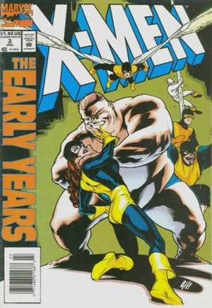 X-Men: The Early Years (1994-1995) #3A