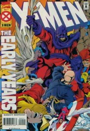X-Men: The Early Years (1994-1995) #9