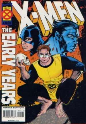 X-Men: The Early Years (1994-1995)#15