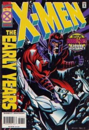 X-Men: The Early Years (1994-1995) #17