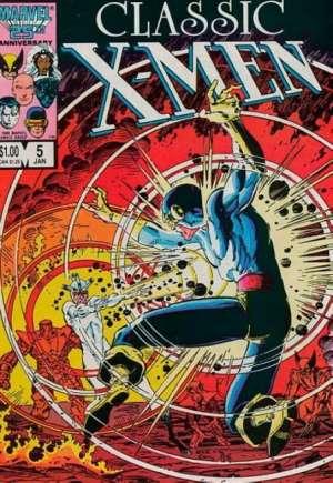 Classic X-Men (1986-1990)#5B